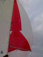 WB-sails spinnu/3 2006, 2 m/s